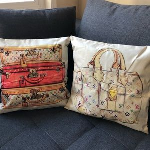 Accents - Decorative pillow cases
